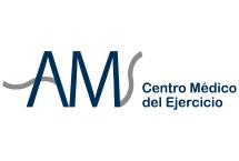 Logo AMS Centro Médico del Ejercicio