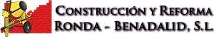 centraliza clientes construcciones Ronda Benadalid