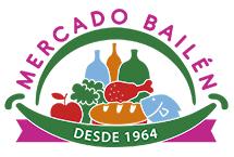 Logo Mercado de Bailen Málaga
