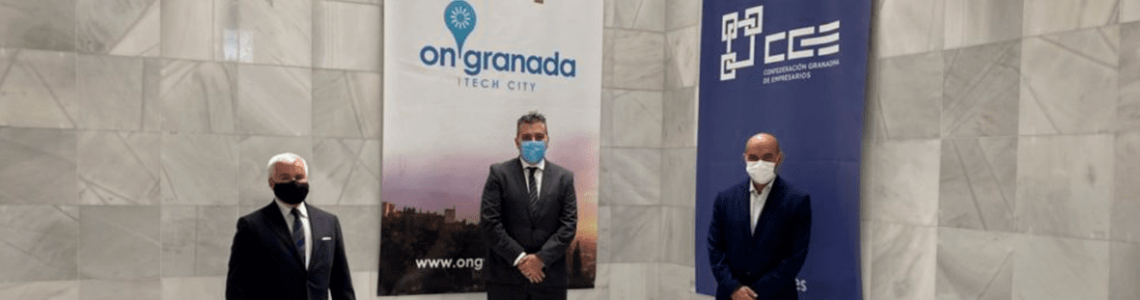 Antonio Montero es nombrado nuevo delegado de OnTech Innovation en Málaga