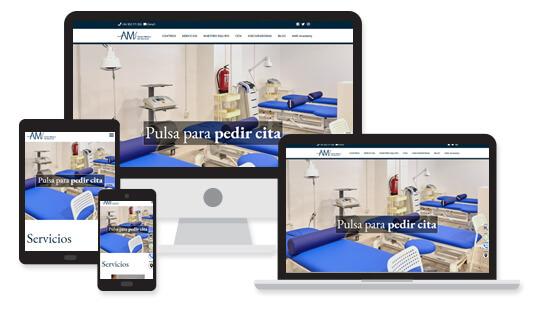 Proyecto AMS Centro Médico del Ejercicio
