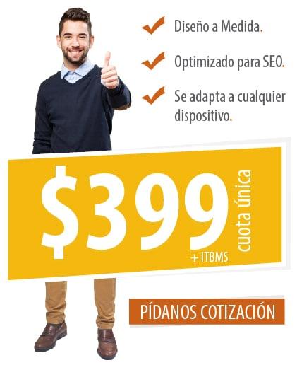 Tu página web profesional en línea